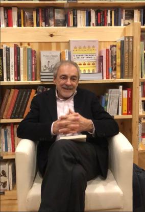Autore del romanzo Giuliano Gallini Libreria Centofiori