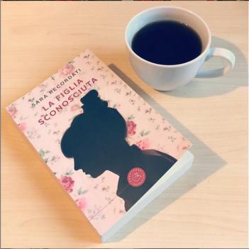"""Cover """"La figlia sconosciuta"""""""